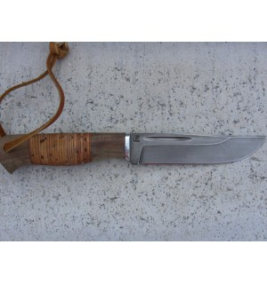 Nož  DAMASSKIY-KLINOK (Barsuk-M)