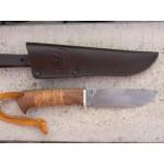 Nož  DAMASSKIY-KLINOK (Bobr-M)