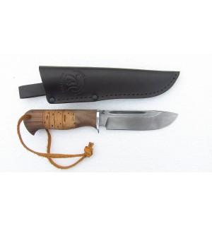 Nož  DAMASSKIY-KLINOK (Bizon-Mber)
