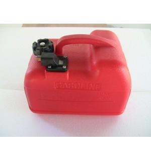 Externa nadrž 12L s ukazovatelom paliva