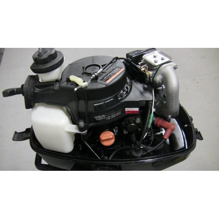 мотор лодочный parsun tc5bms